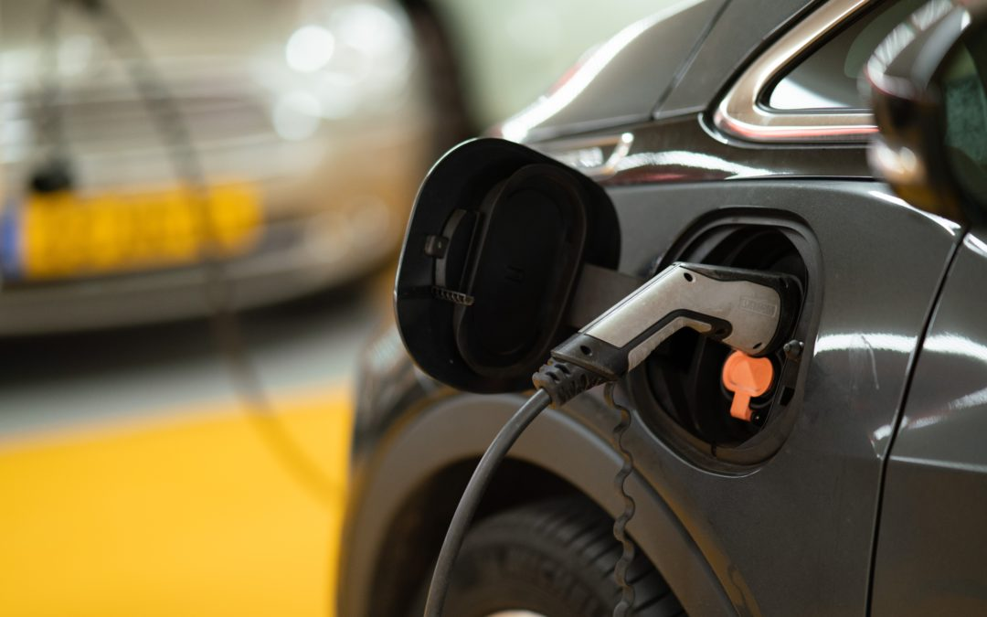 Funding for Electric Vehicle Charging Stations